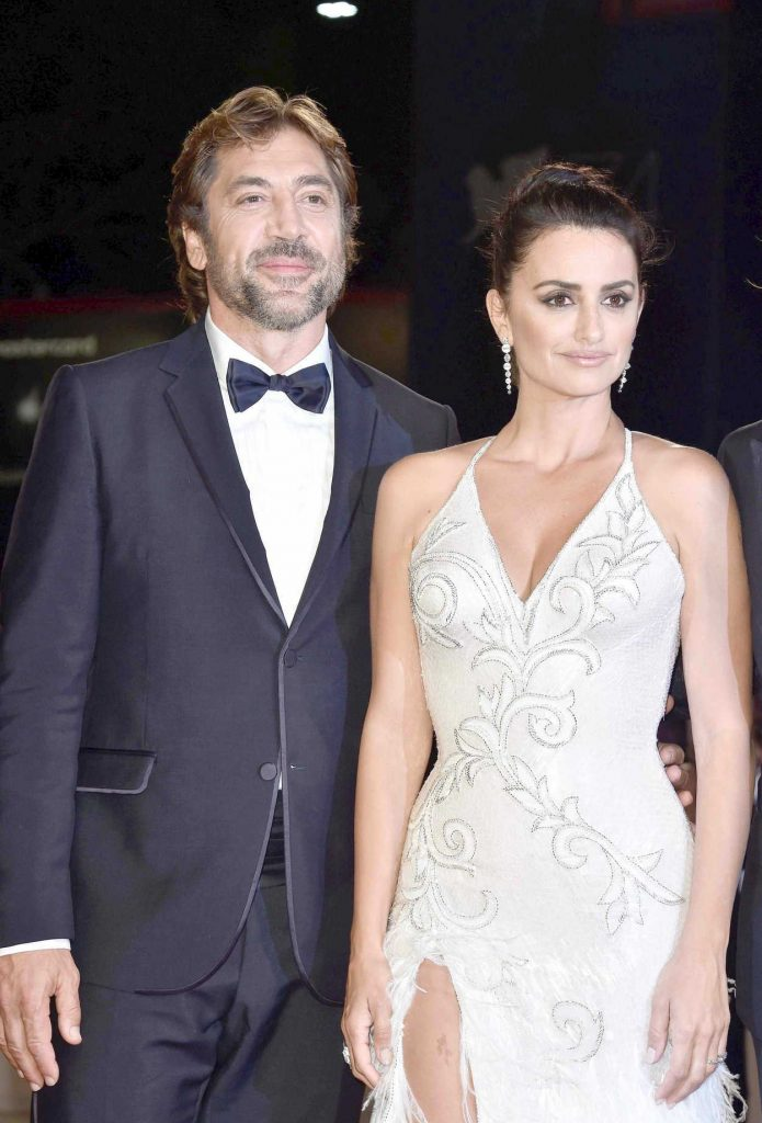 Penelope Cruz During the 74th Venice International Film Festival in Italy 09/06/2017-5