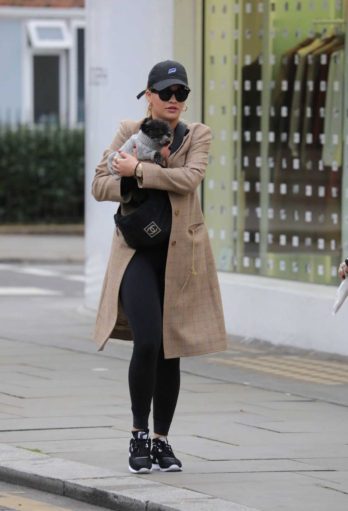 Rita Ora Was Seen Out in Notting Hill 09/24/2017-1