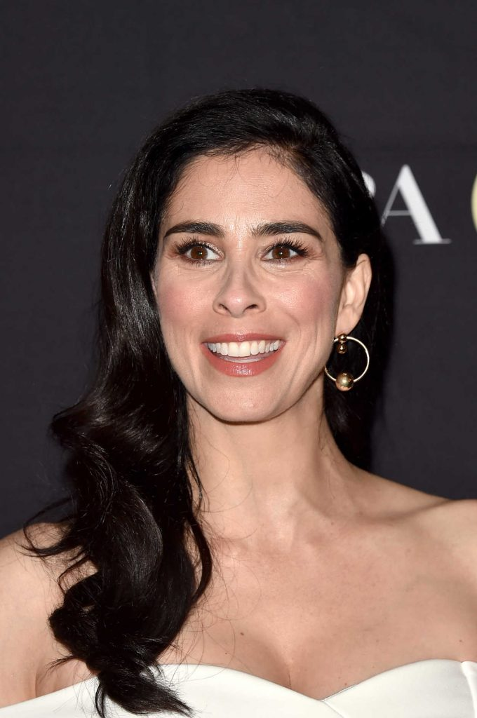 Sarah Silverman at HFPA and InStyle Annual Celebration During Toronto International Film Festival 09/09/2017-4