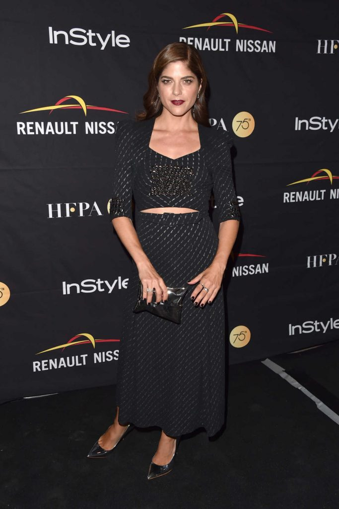 Selma Blair at HFPA and InStyle Annual Celebration During Toronto International Film Festival 09/09/2017-1