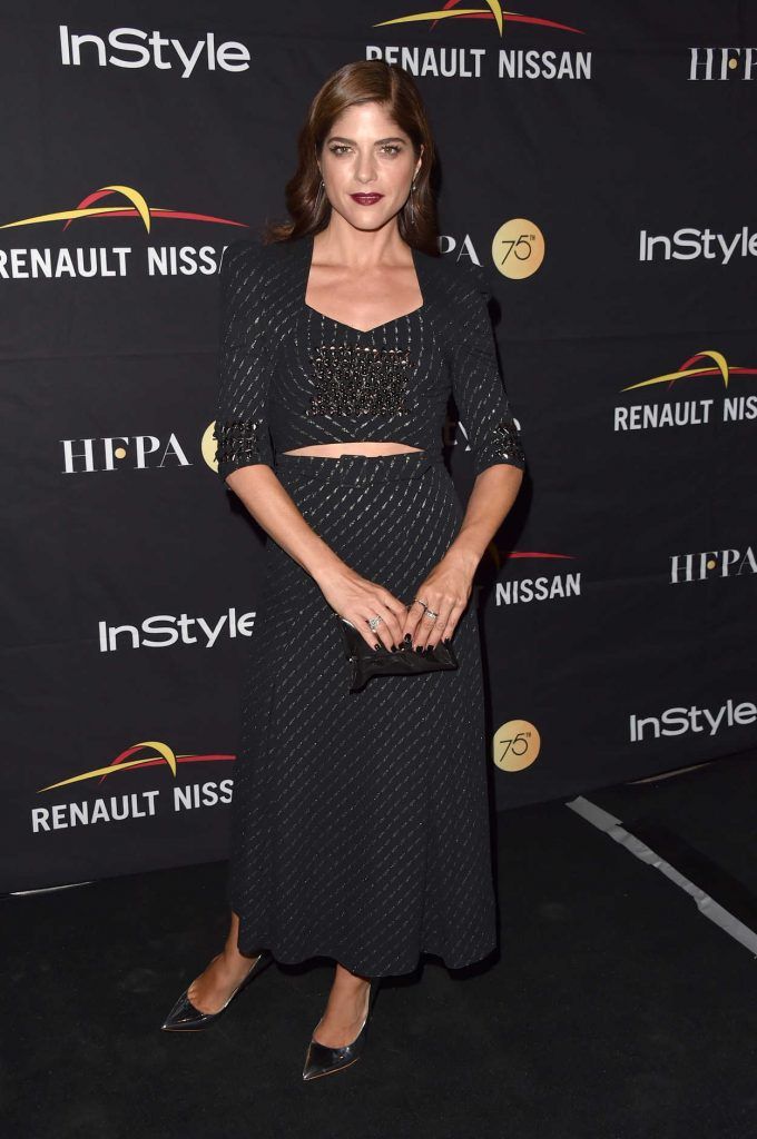 Selma Blair at HFPA and InStyle Annual Celebration During Toronto International Film Festival 09/09/2017-2