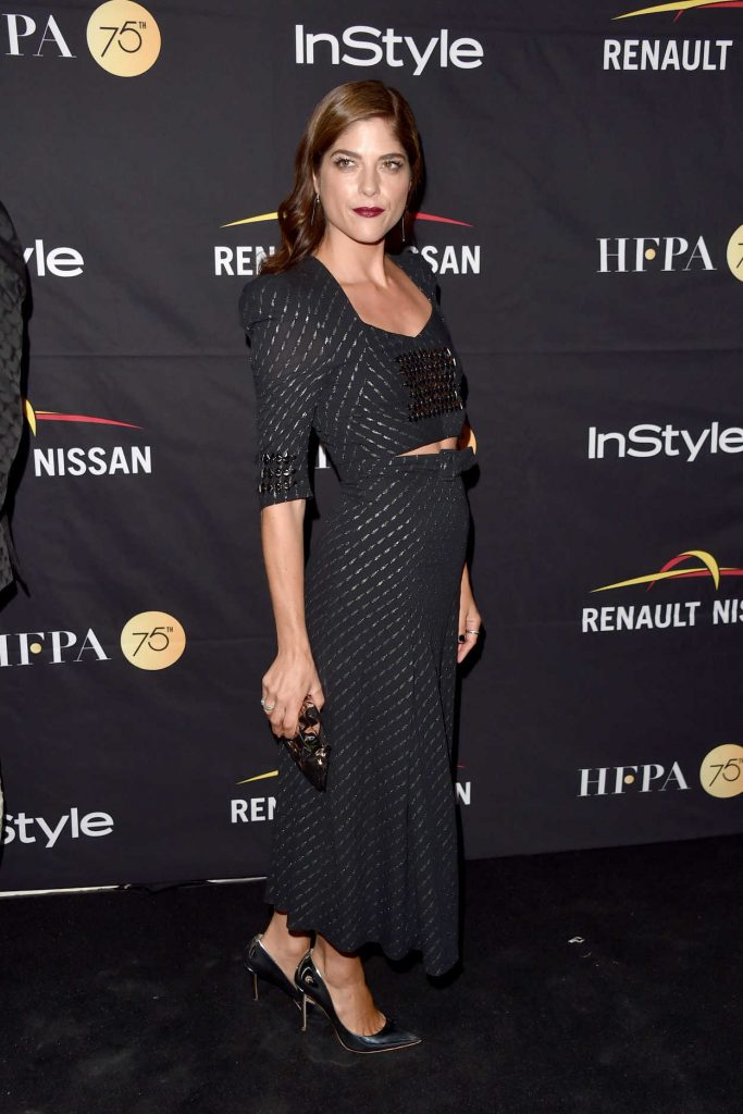 Selma Blair at HFPA and InStyle Annual Celebration During Toronto International Film Festival 09/09/2017-3