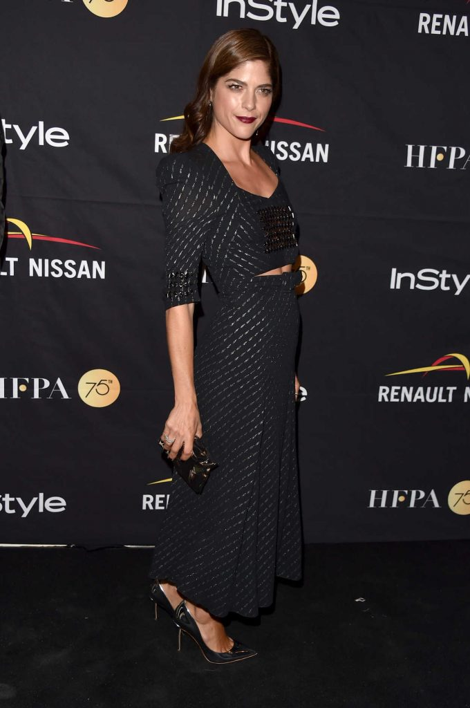 Selma Blair at HFPA and InStyle Annual Celebration During Toronto International Film Festival 09/09/2017-4