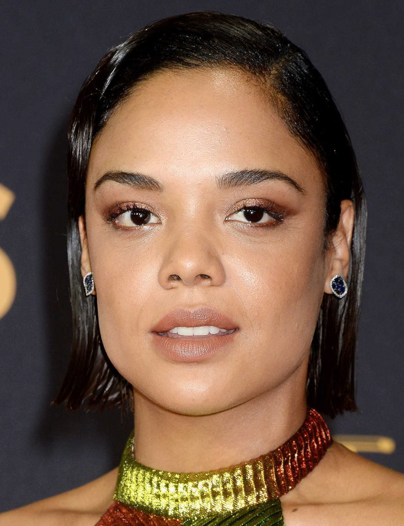 Tessa Thompson at the 69th Annual Primetime Emmy Awards in Los Angeles 09/17/2017-5