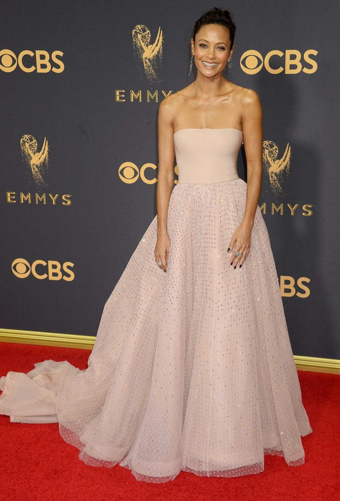 Thandie Newton at the 69th Annual Primetime Emmy Awards in Los Angeles 09/17/2017-1