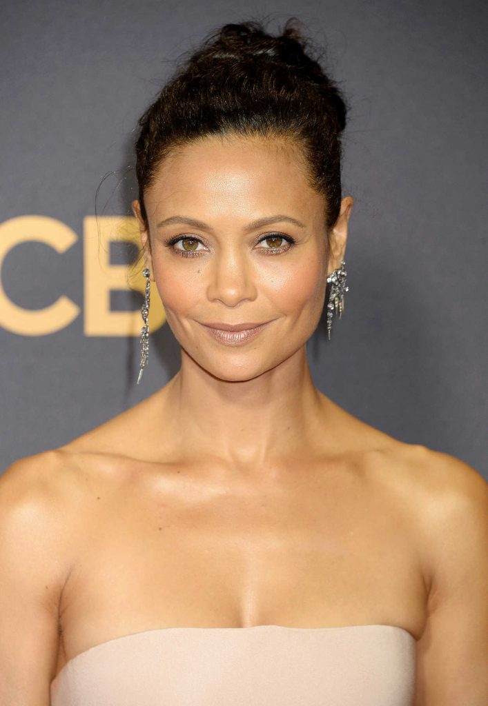 Thandie Newton at the 69th Annual Primetime Emmy Awards in Los Angeles 09/17/2017-4