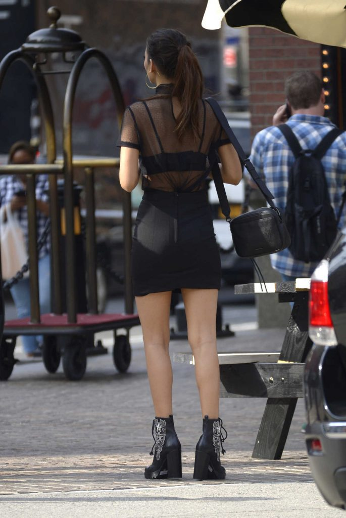 Victoria Justice Was Seen Out in NYC 09/12/2017-4