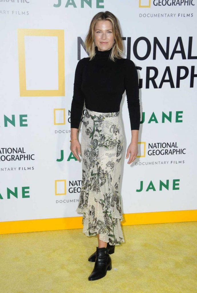 Ali Larter at the Jane Premiere in Hollywood 10/09/2017-2