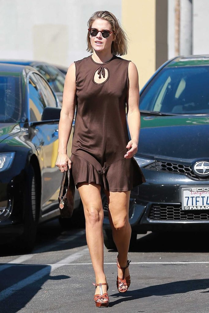 Ali Larter Was Seen Out in Beverly Hills 10/28/2017-1