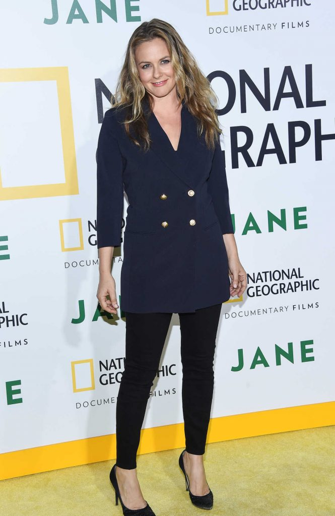 Alicia Silverstone at the Jane Premiere in Hollywood 10/09/2017-1