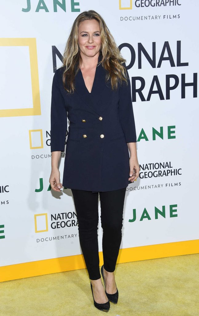 Alicia Silverstone at the Jane Premiere in Hollywood 10/09/2017-2