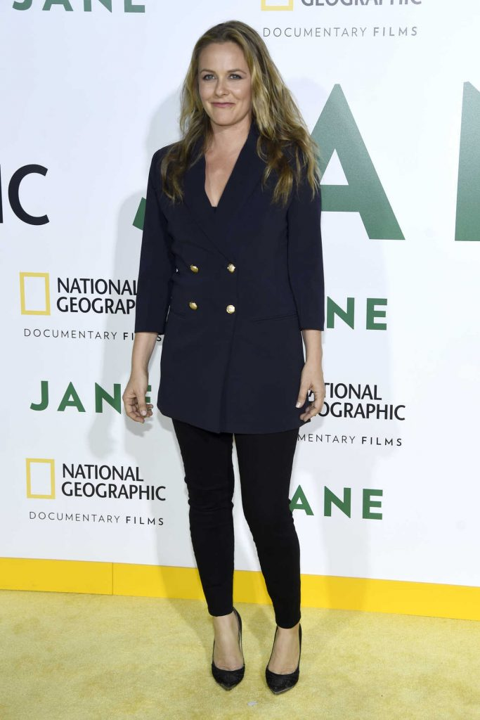 Alicia Silverstone at the Jane Premiere in Hollywood 10/09/2017-3