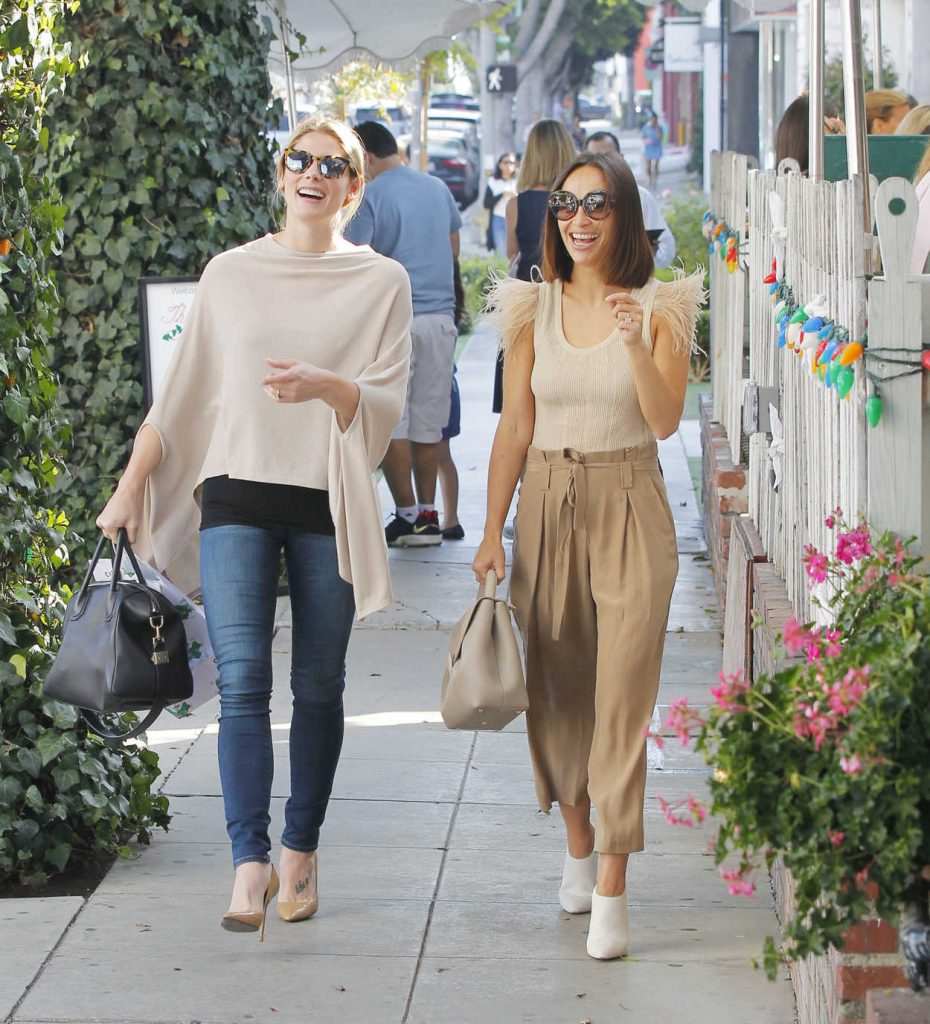 Ashley Greene Was Seen With Cara Santana in West Hollywood-1