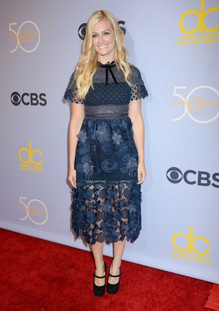 Beth Behrs at The Carol Burnett Show 50th Anniversary Special in Los Angeles 10/04/2017-1