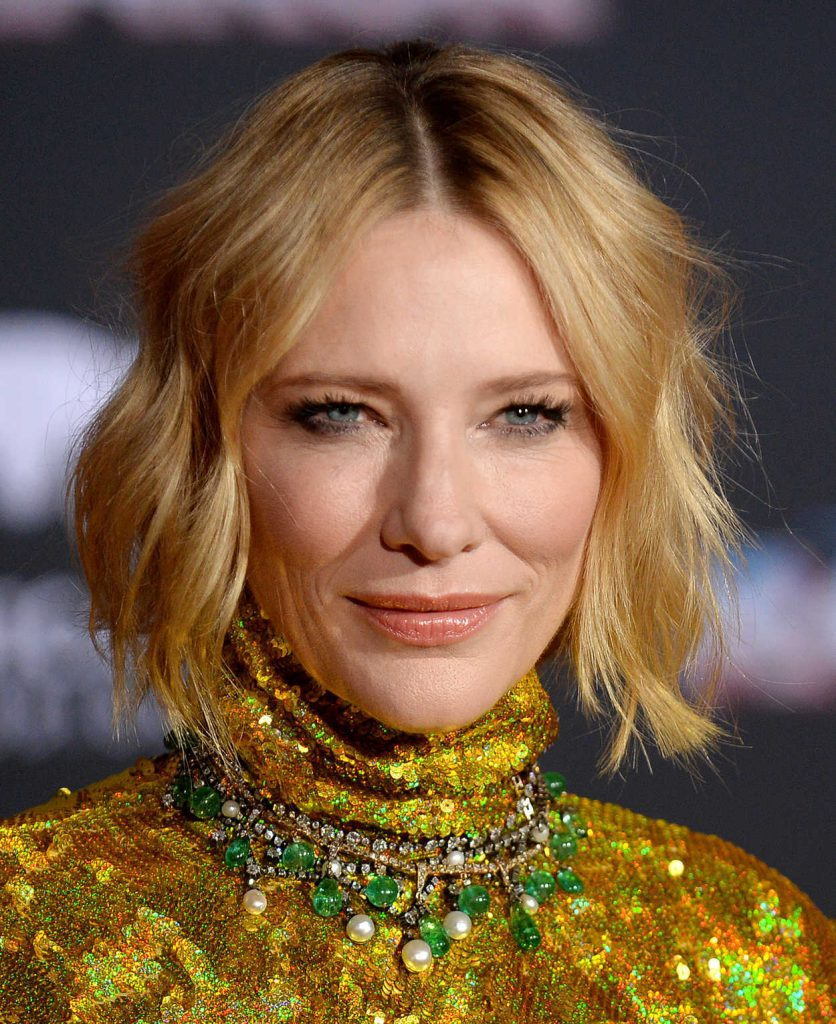 Cate Blanchett at the Thor: Ragnarok Premiere in Los Angeles 10/10/2017-5