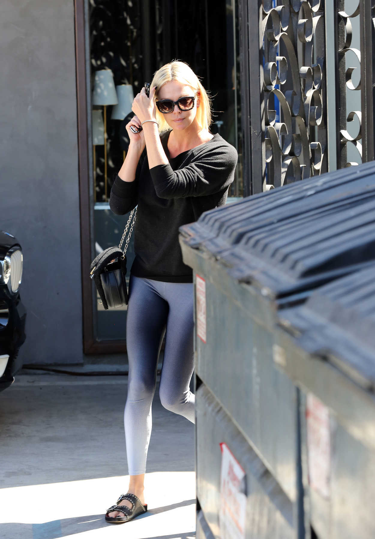 Charlize theron leaves the 901 salon in west hollywood 09 for 901 salon west hollywood