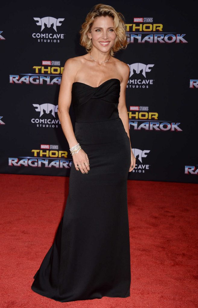 Elsa Pataky at the Thor: Ragnarok Premiere in Los Angeles 10/10/2017-2
