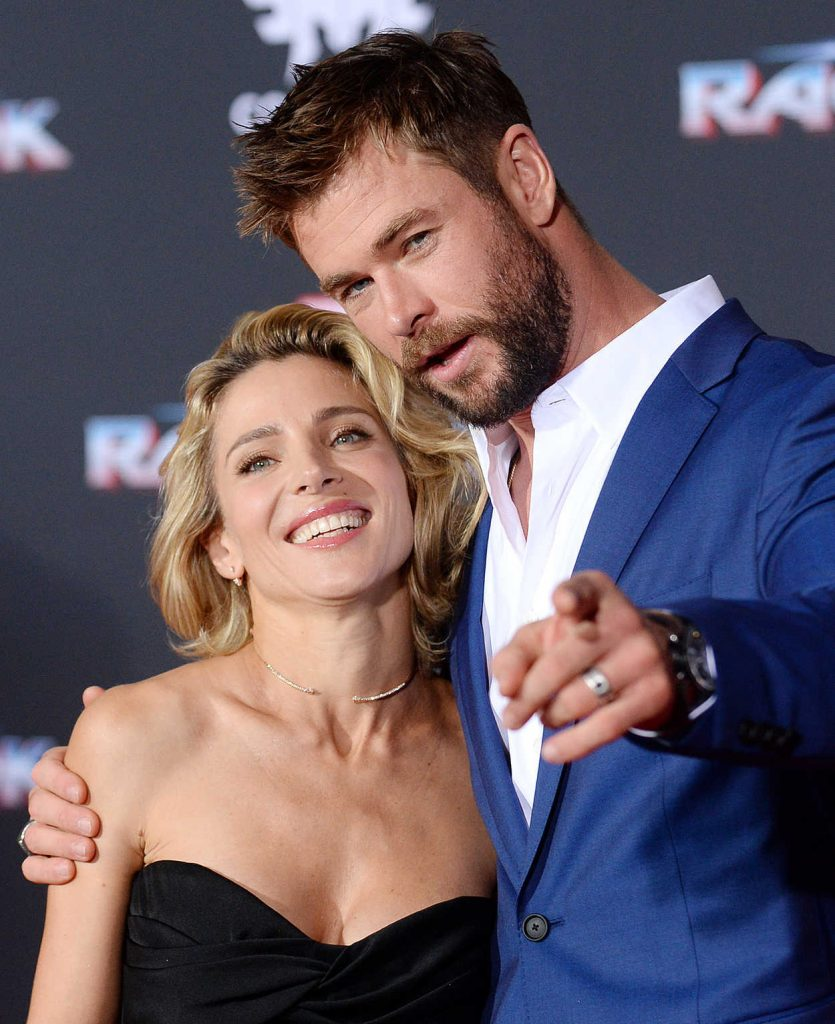 Elsa Pataky at the Thor: Ragnarok Premiere in Los Angeles 10/10/2017-4