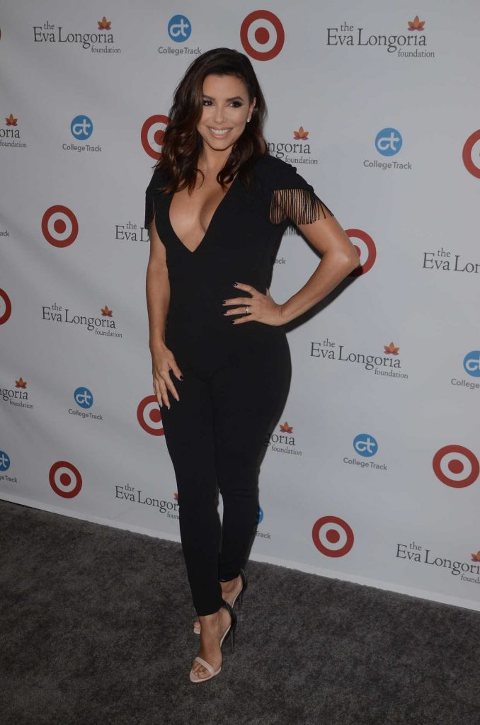 Eva Longoria at the 2017 Annual Eva Longoria Foundation Gala in Beverly Hills 10/12/2017-1