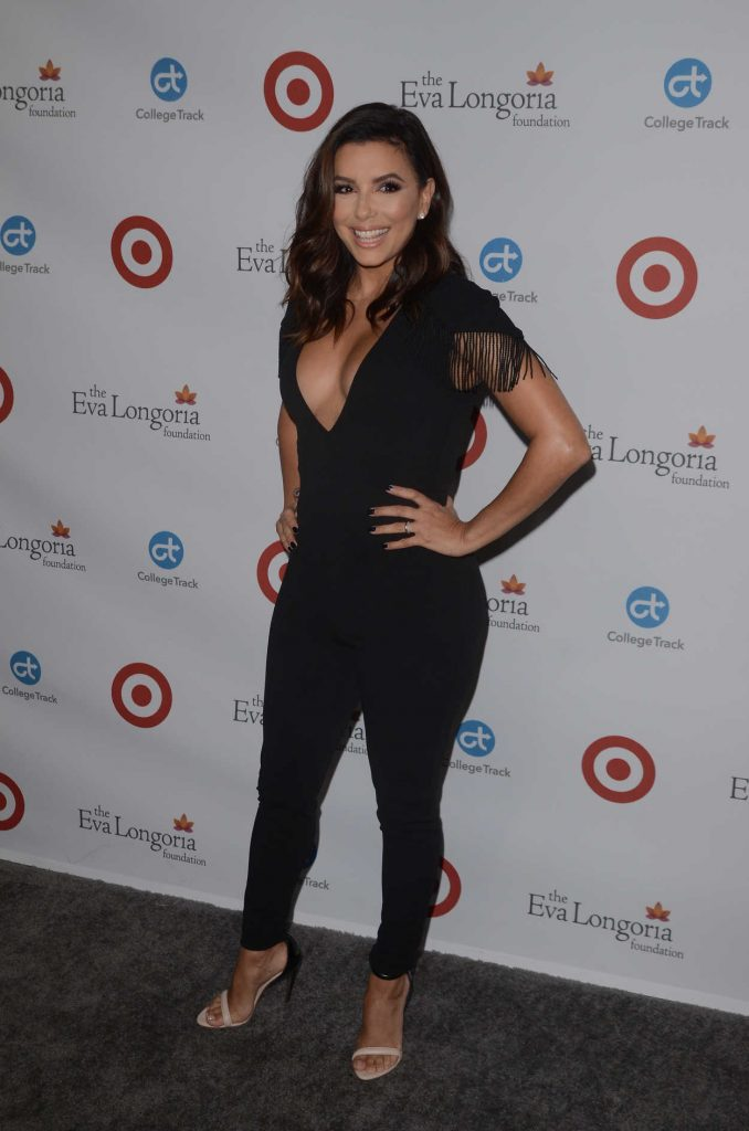 Eva Longoria at the 2017 Annual Eva Longoria Foundation Gala in Beverly Hills 10/12/2017-2