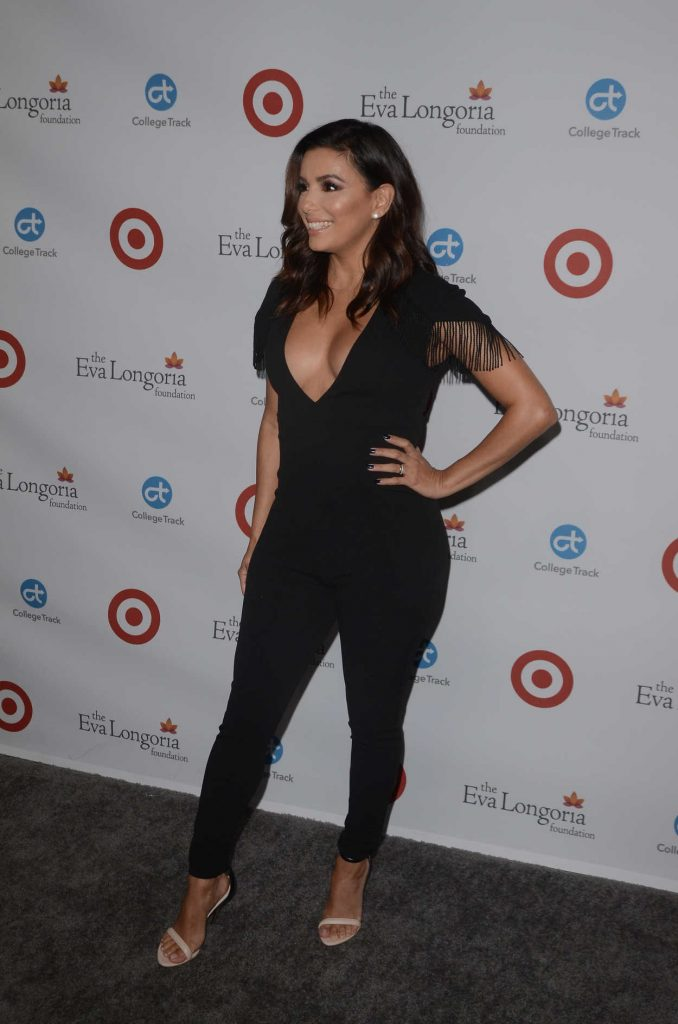 Eva Longoria at the 2017 Annual Eva Longoria Foundation Gala in Beverly Hills 10/12/2017-3