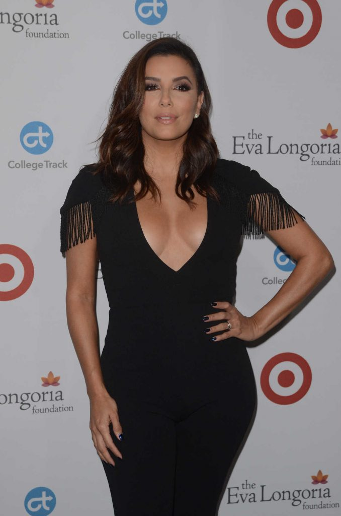 Eva Longoria at the 2017 Annual Eva Longoria Foundation Gala in Beverly Hills 10/12/2017-4