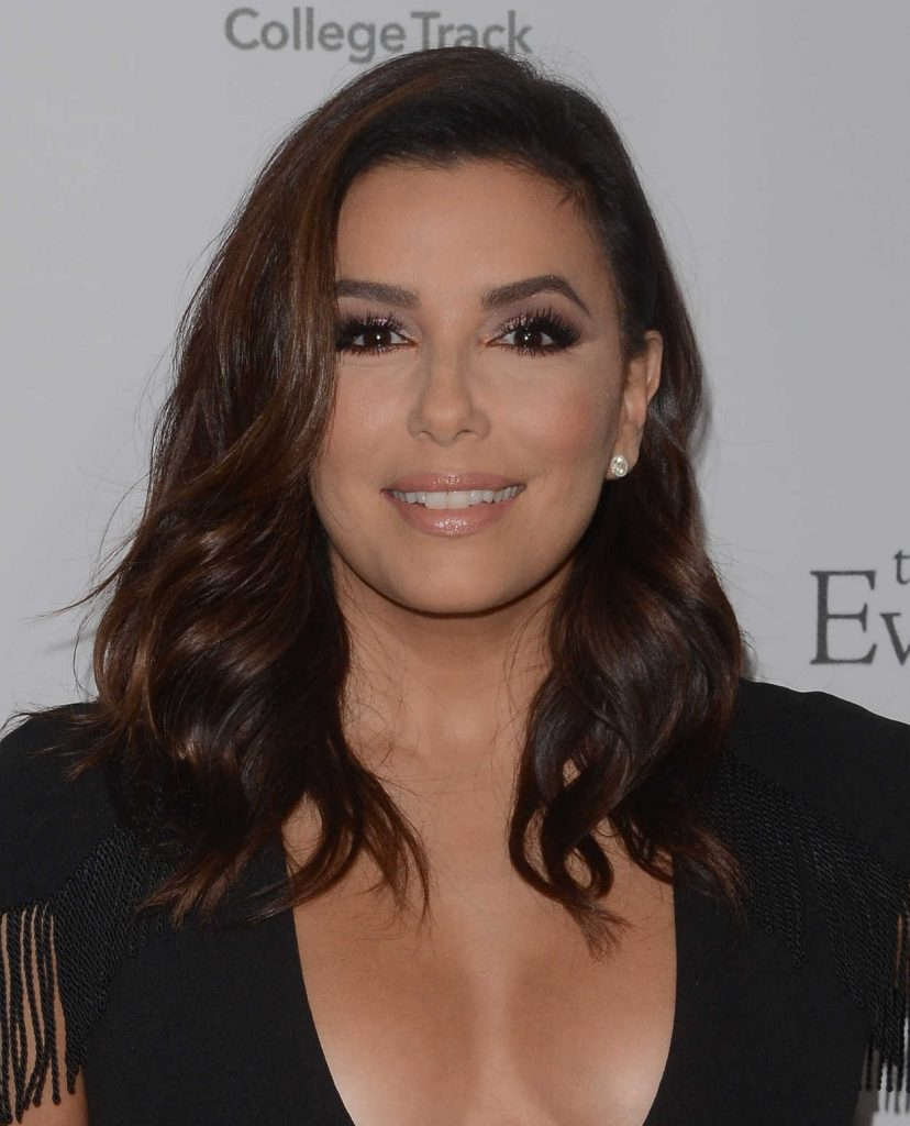 Eva Longoria at the 2017 Annual Eva Longoria Foundation Gala in Beverly Hills 10/12/2017-5