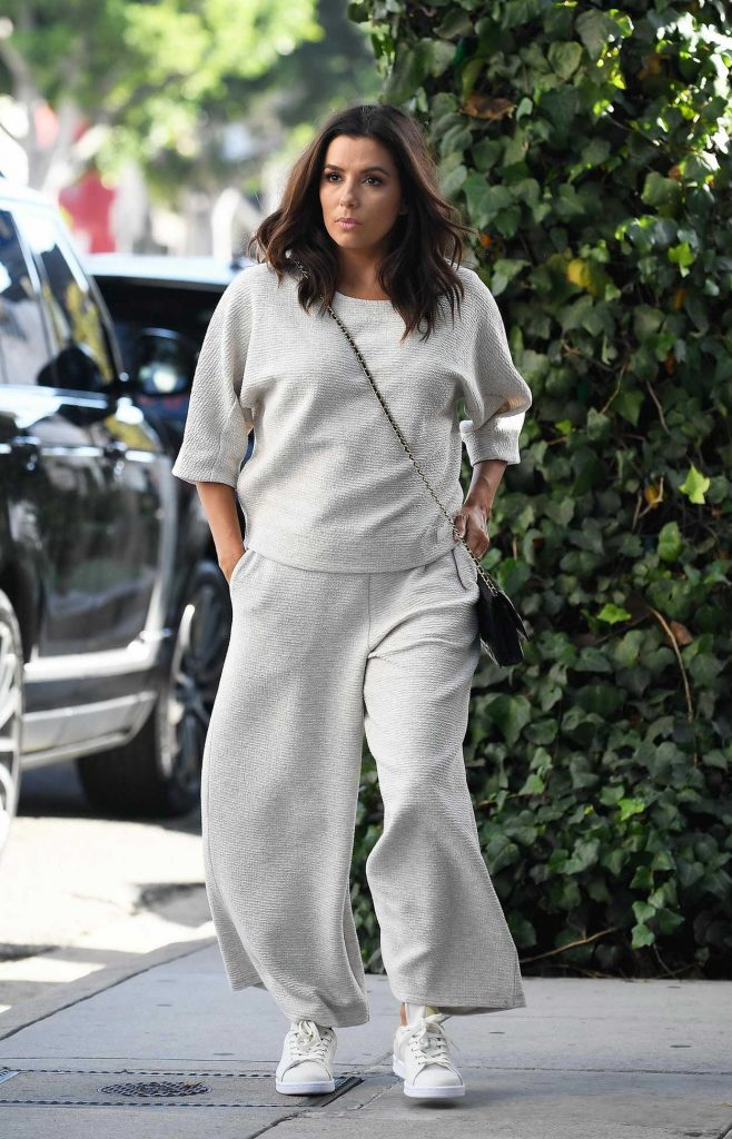 Eva Longoria Was Seen Out in Beverly Hills 10/09/2017-3