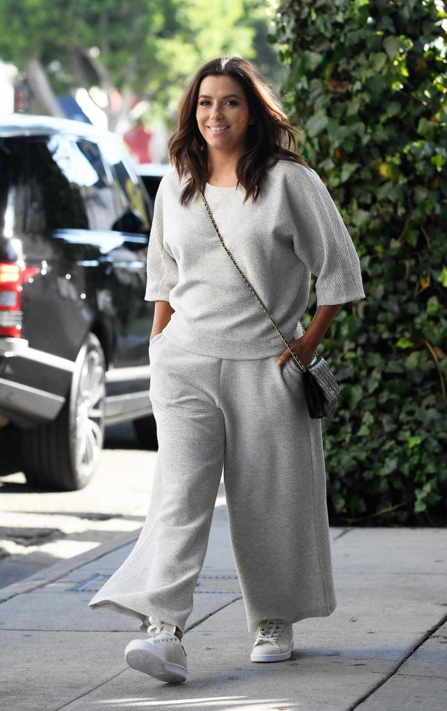 Eva Longoria Was Seen Out in Beverly Hills 10/09/2017-4