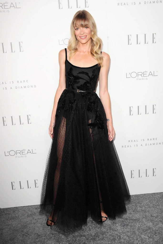 Jaime King at ELLE's 24th Annual Women in Hollywood Celebration in Los Angeles 10/16/2017-1