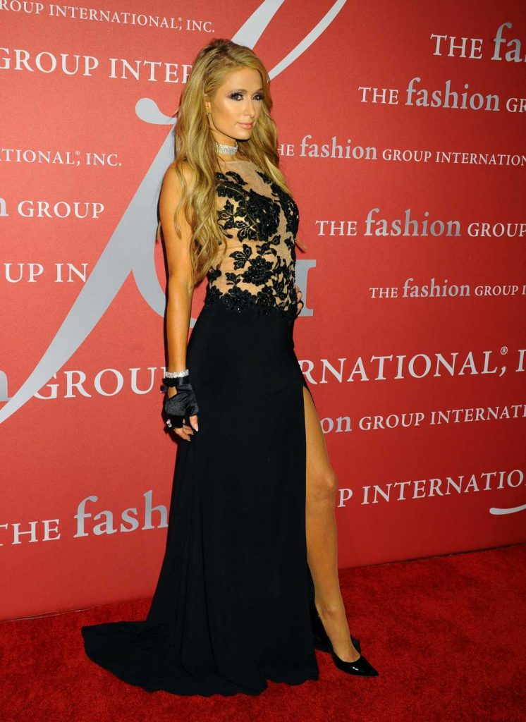 Paris Hilton at the Fashion Group International Night of Stars Gala in New York 10/26/2017-2