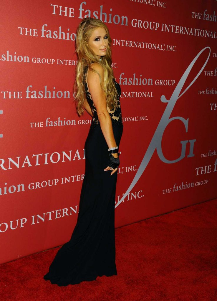 Paris Hilton at the Fashion Group International Night of Stars Gala in New York 10/26/2017-3