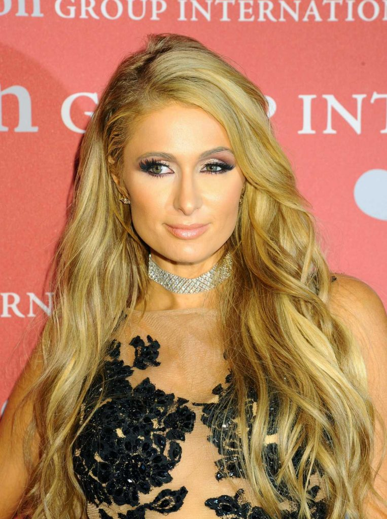Paris Hilton at the Fashion Group International Night of Stars Gala in New York 10/26/2017-5