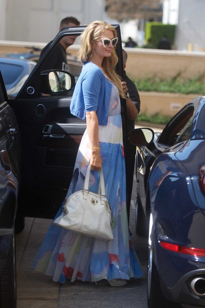 Paris Hilton Was Seen Out in Beverly Hills 10/13/2017-4