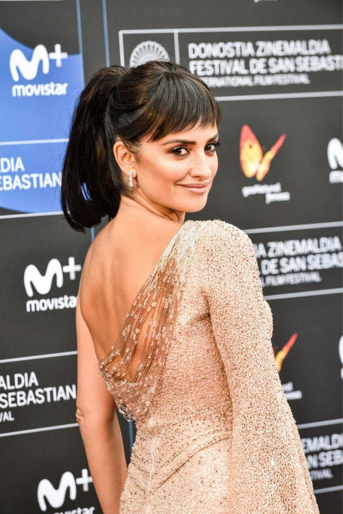 Penelope Cruz at the Loving Pablo Photocall During the 65th San Sebastian Film Festival 09/30/2017-4
