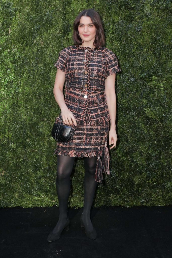 Rachel Weisz at the Tribeca Chanel Women's Filmmaker Program Luncheon in NYC 10/17/2017-1