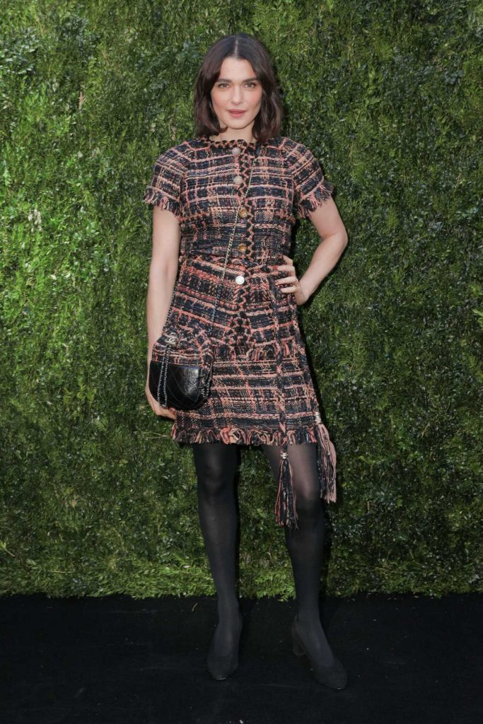 Rachel Weisz at the Tribeca Chanel Women's Filmmaker Program Luncheon in NYC 10/17/2017-2