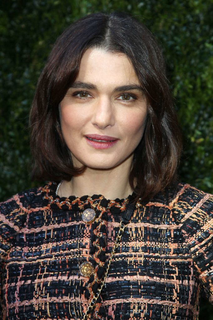 Rachel Weisz at the Tribeca Chanel Women's Filmmaker Program Luncheon in NYC 10/17/2017-5
