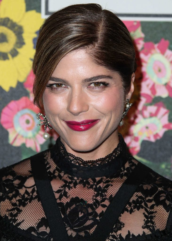 Selma Blair at Erdem x H&M Launch Event in Los Angeles 10/18/2017-5
