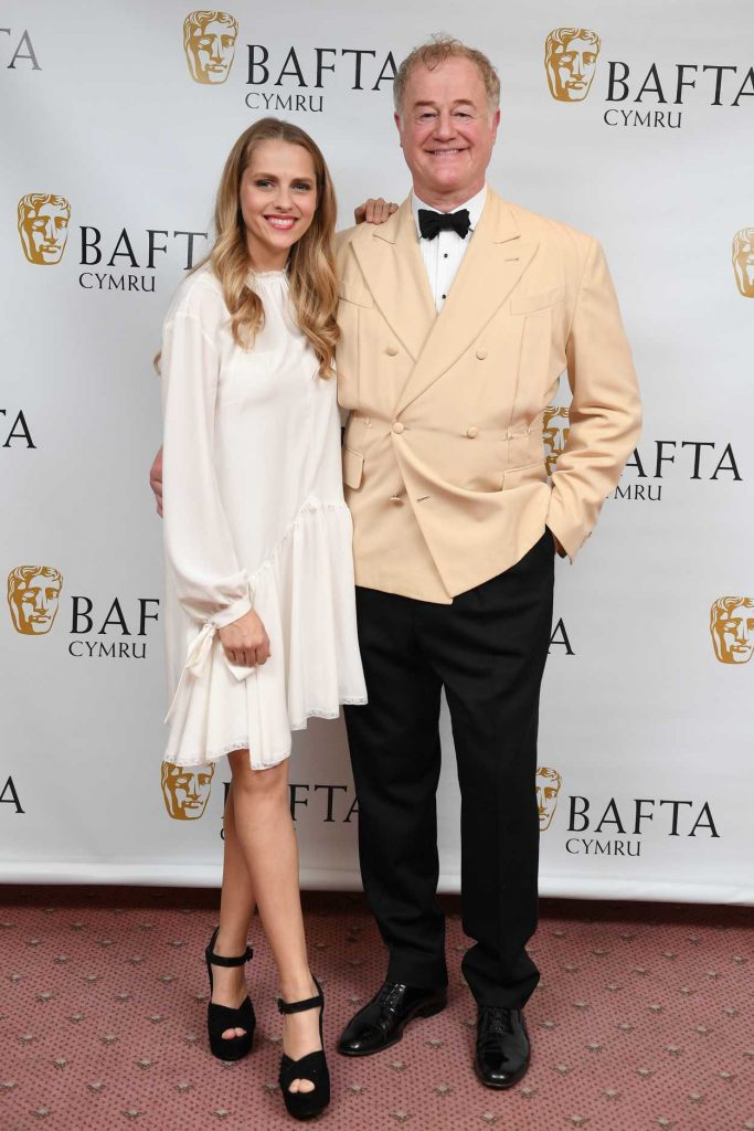 Teresa Palmer at British Academy Cymru Awards at St David's Hall in Cardiff 10/08/2017-3