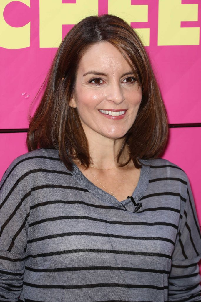 Tina Fey at the Mean Girls Celebration on Broadway in New York City 10/03/2017-4