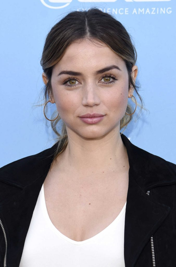 Ana de Armas at the Rising Star Showcase During 7th Annual Napa Valley Film Festival 11/11/2017-5