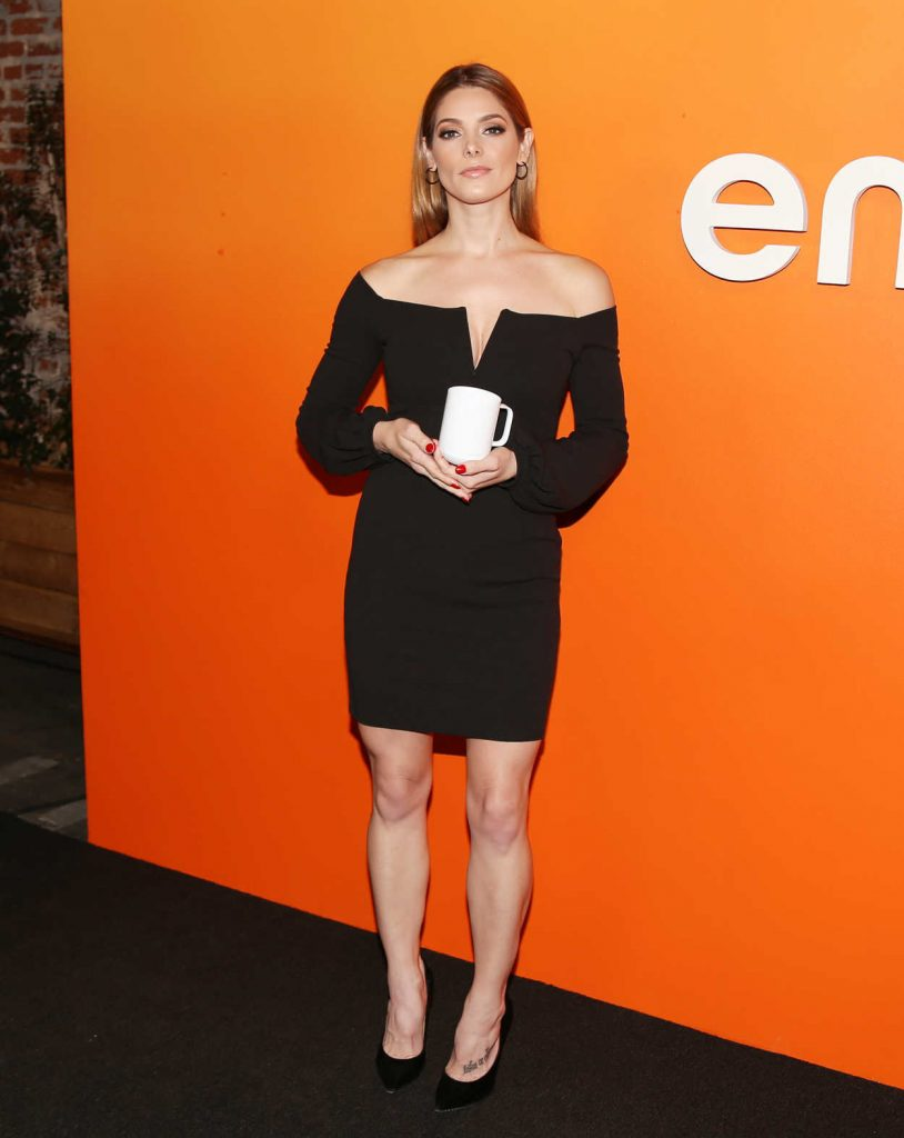 Ashley Greene at Ember Launch Celebrating A Journey Through Temperature and Taste at Goya Studios in Los Angeles 11/08/2017-1