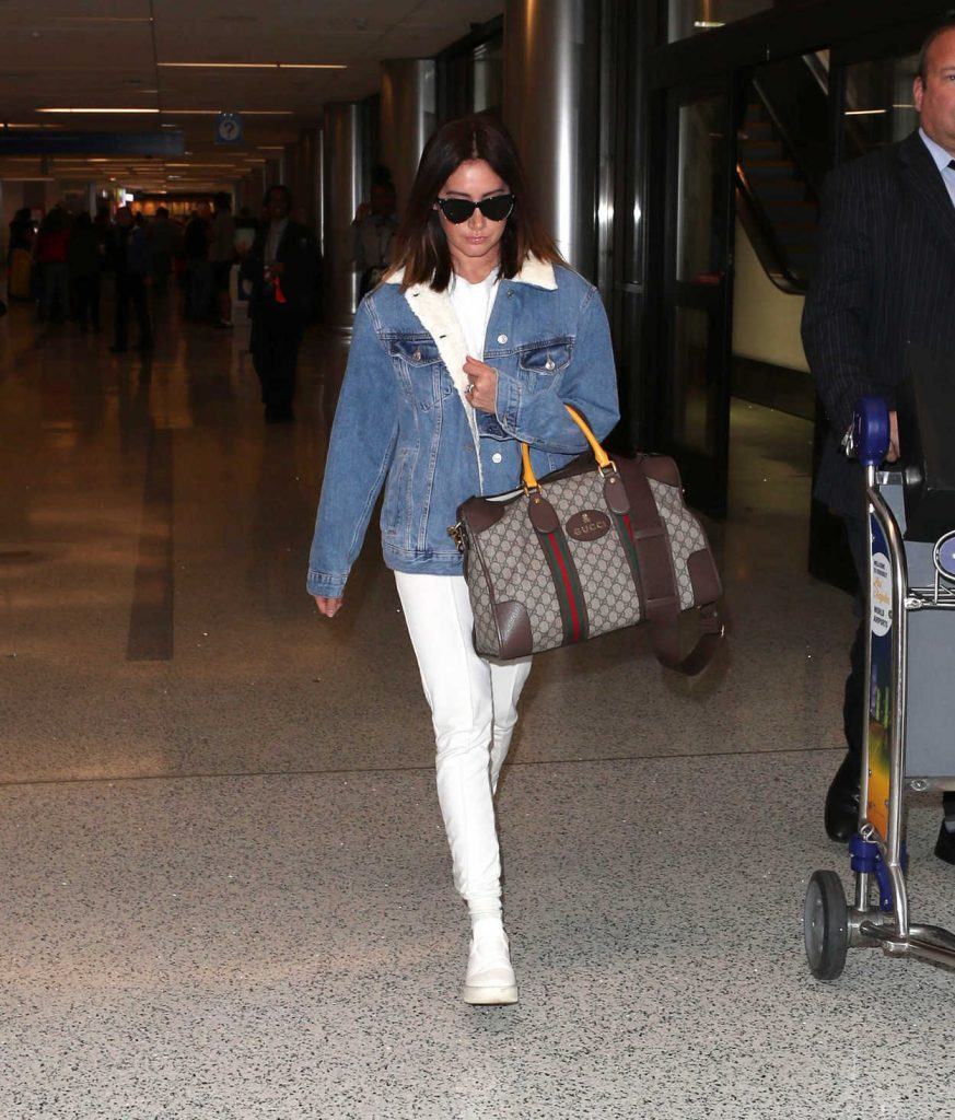 Ashley Tisdale Was Spotted at LAX Airport in LA 11/17/2017-1
