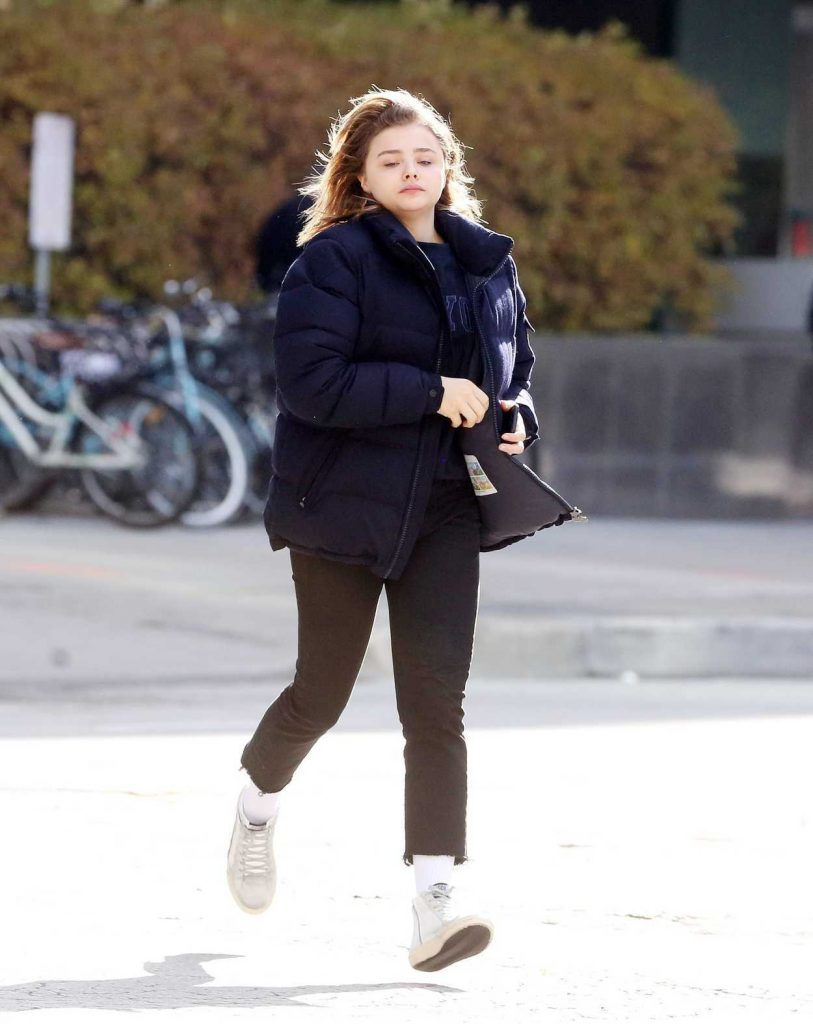 Chloe Moretz Was Seen Out in Toronto 11/03/2017-3