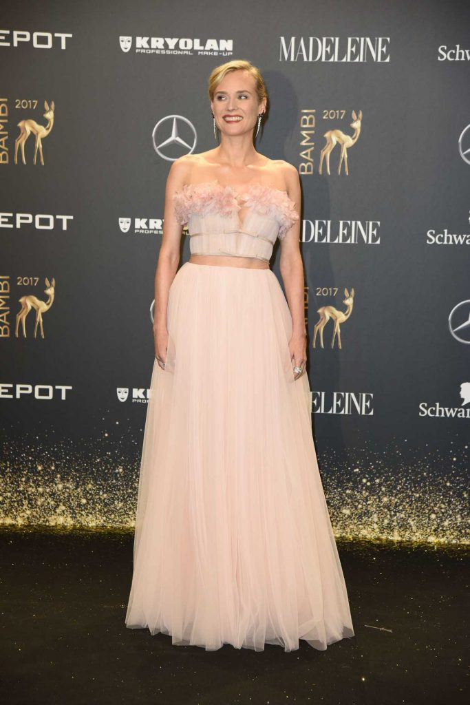 Diane Kruger at 2017 Bambi Awards at Stage Theater in Berlin 11/16/2017-1