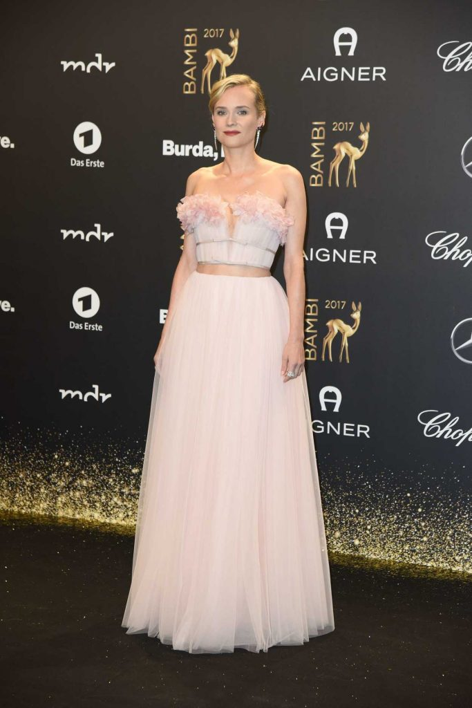 Diane Kruger at 2017 Bambi Awards at Stage Theater in Berlin 11/16/2017-2