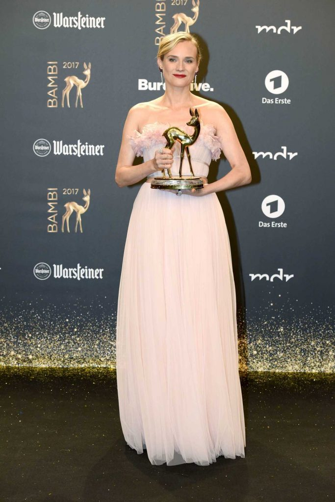 Diane Kruger at 2017 Bambi Awards at Stage Theater in Berlin 11/16/2017-3