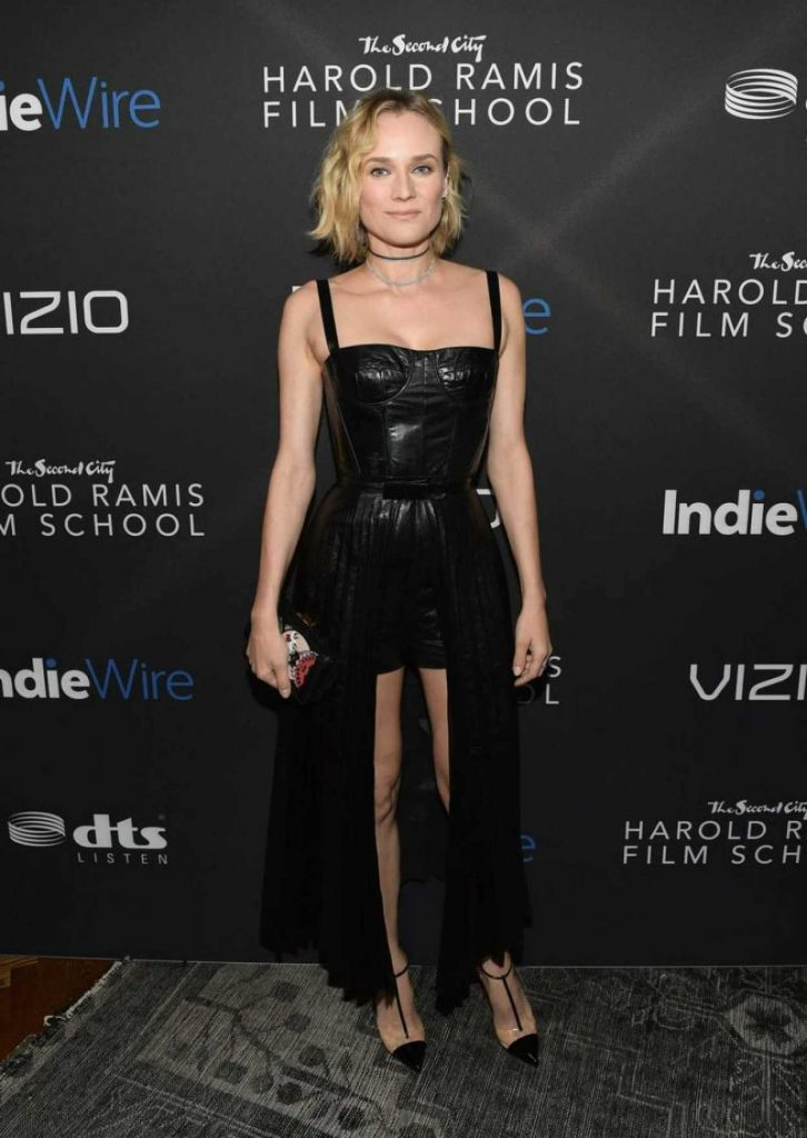 Diane Kruger at the Inaugural IndieWire Honors in Los Angeles 11/02/2017-1