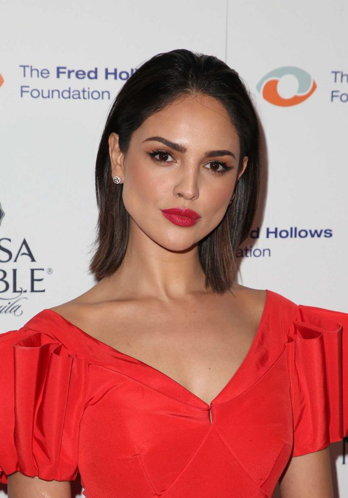 Eiza Gonzalez at the Fred Hallows Foundation Inaugural Gala at Dream Hotel in Los Angeles 11/15/2017-5